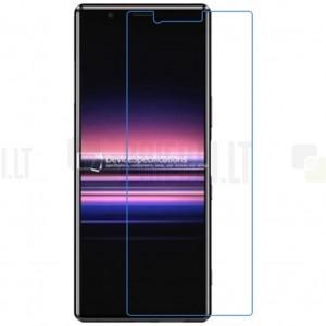 Sony Xperia 5 apsauginė skaidri ekrano plėvelė