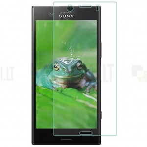 Sony Xperia XZ1 Compact tempered Glass apsauginis ekrano stiklas 0.3 mm