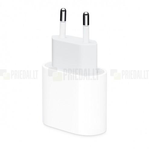 """Originalus """"Apple"""" iPhone iPad 18W įkroviklis (pakrovėjas) A1692 - greito įkrovimo"""