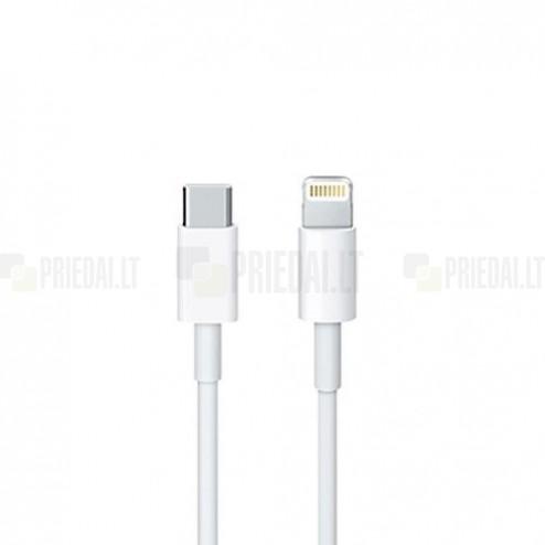 Originalus Apple USB-C to Lightning laidas A1702 2 metrai (iPhone 11, iPad - fast charge)