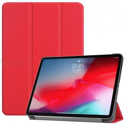 """Apple iPad Pro 11"""" atverčiamas raudonas dėklas - knygutė"""