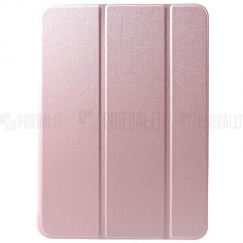 """Apple iPad Pro 11"""" """"Shell"""" atverčiamas rožinis dėklas - knygutė"""
