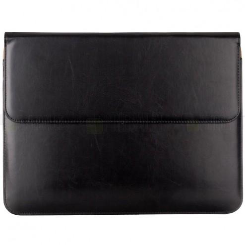 """Apple iPad Pro universali juoda odinė planšetės įmautė (13"""" planšetėms)"""