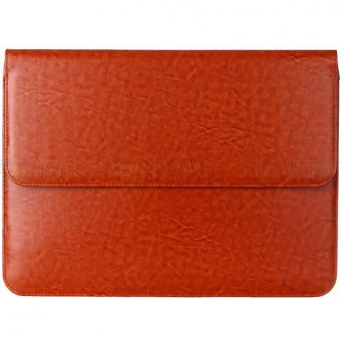"""Apple iPad Pro universali ruda odinė planšetės įmautė (13"""" planšetėms)"""