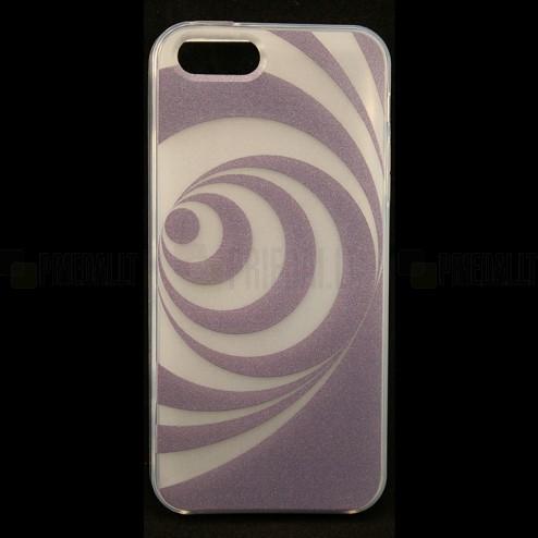 """""""Bullet"""" Apple iPhone SE (5, 5s) kieto silikono TPU dėklas - Hypnosis (hipnozė)"""