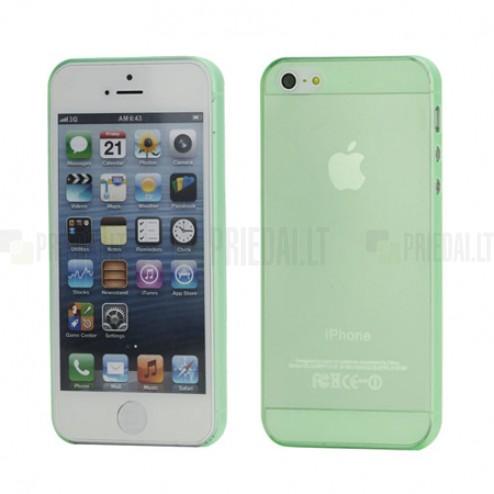 Ploniausias pasaulyje žalias Apple iPhone SE (5, 5s) dėklas