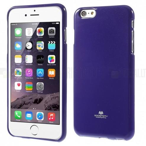 Apple iPhone 6 Plus (6s Plus) violetinis Mercury kieto silikono (TPU) dėklas
