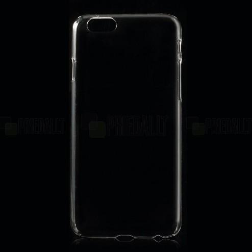 Apple iPhone 6 (6s) plastikinis skaidrus (permatomas) dėklas - nugarėlė