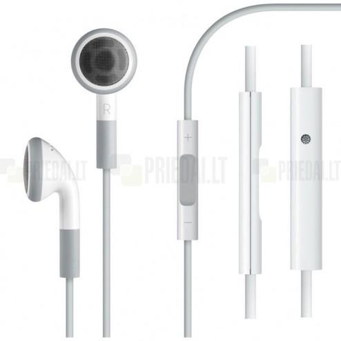 Apple MB770 originalios baltos ausinės