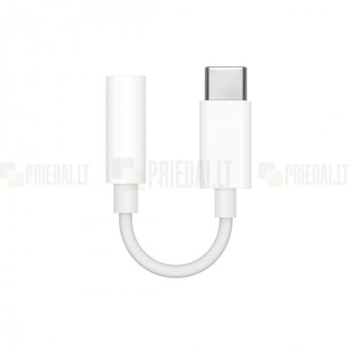 Apple originalus Type-C 3.5 mm AUX adapteris A2049