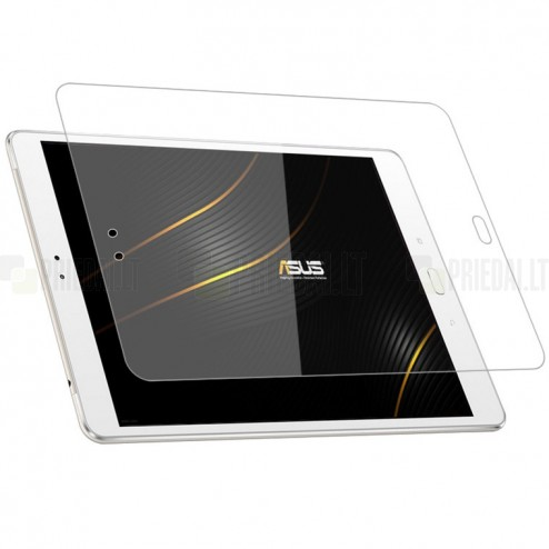 Asus ZenPad 3S 10 (Z500M, Z500KL) Tempered Glass sustiprintos apsaugos apsauginis ekrano stiklas 0.33 mm