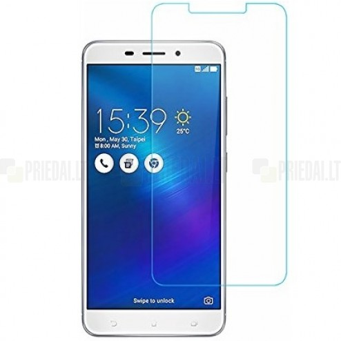 Asus Zenfone 3 Zoom (ZE553KL) tempered Glass apsauginis ekrano stiklas 0.3 mm