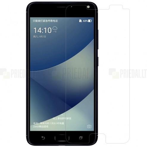 "Asus Zenfone 4 Max (ZC554KL) ""Nillkin"" H Tempered Glass sustiprintos apsaugos apsauginis ekrano stiklas 0.33 mm"