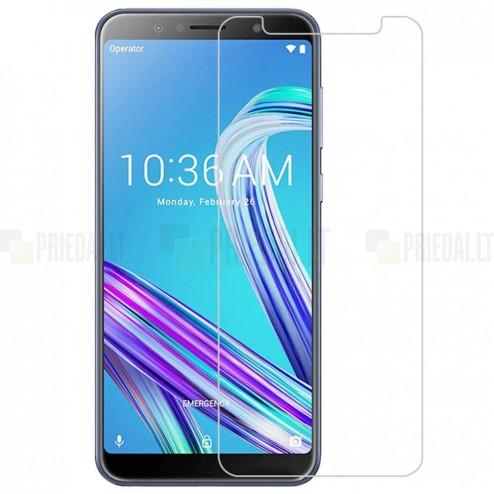 "Asus Zenfone Max Pro (ZB601KL) ""Calans"" H Tempered Glass sustiprintos apsaugos apsauginis ekrano stiklas 0.33 mm"