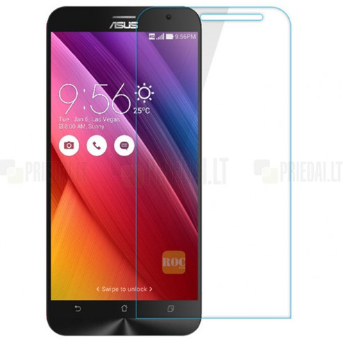 Asus Zenfone 2 5.0 (ZE500CL) tempered Glass apsauginis ekrano stiklas 0.3 mm