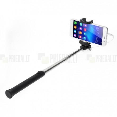 """""""Selfie Stick"""" teleskopinė asmenukių fotogravimo lazda (laikiklis) - monopod"""