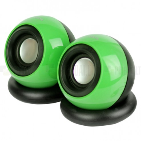 """""""Runat"""" kolonėlės - žalios"""