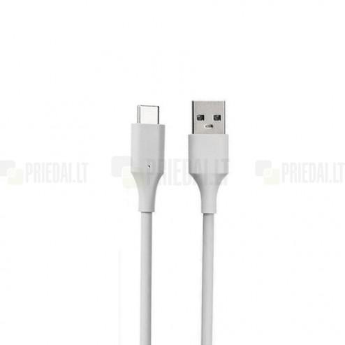 Google Pixel Type-C USB baltas laidas 1 m. (originalus)
