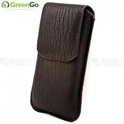 """""""GreenGo"""" Bingo juoda odinė įmautė - įdėklas (S dydis)"""