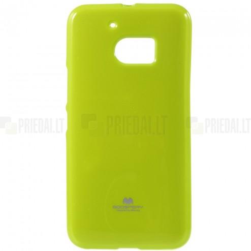 HTC 10 (M10 Lifestyle) žalias Mercury kieto silikono (TPU) dėklas - nugarėlė