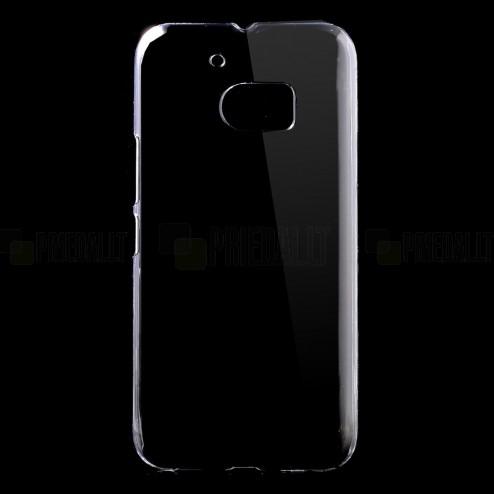 HTC 10 (HTC 10 Lifestyle) plastikinis skaidrus (permatomas) dėklas - nugarėlė