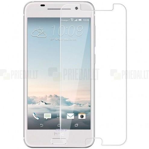 HTC One A9s (2016 metų modelis) tempered Glass apsauginis ekrano stiklas 0.3 mm