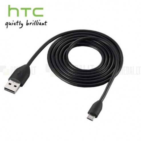 Originalus HTC micro USB laidas DC-M600