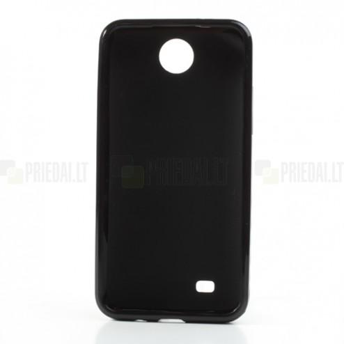 """""""Jelly Case"""" HTC Desire 300 juodas dėklas"""