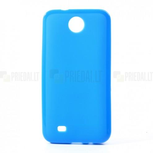 """""""Jelly Case"""" HTC Desire 300 mėlynas dėklas"""