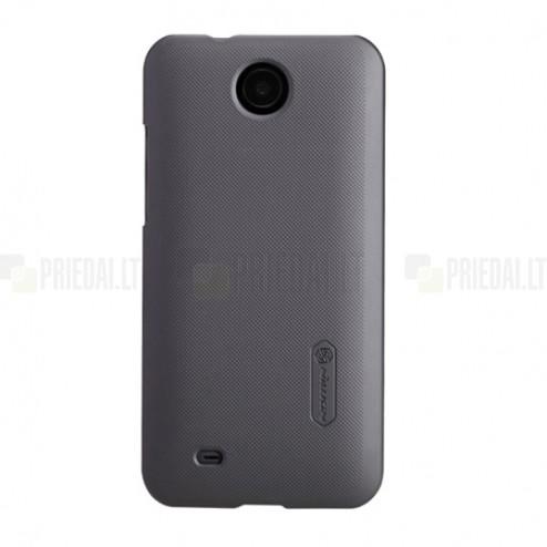 """""""Nillkin"""" Frosted Shield  HTC Desire 300 juodas dėklas"""