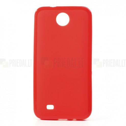 """""""Jelly Case"""" HTC Desire 300 raudonas dėklas"""