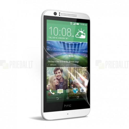 HTC Desire 510 apsauginė skaidri ekrano plėvelė