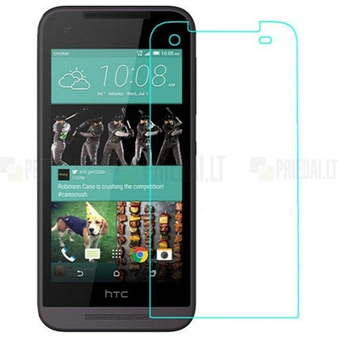 HTC Desire 520 tempered Glass apsauginis ekrano stiklas 0.3 mm