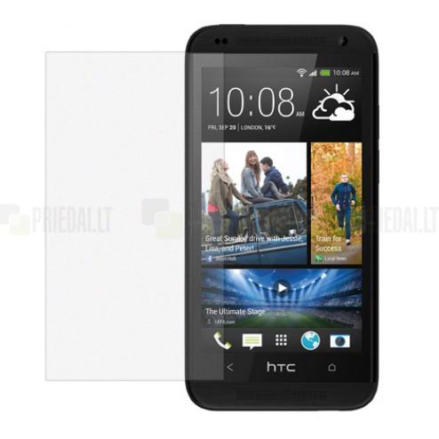 HTC Desire 601 apsauginė skaidri ekrano plėvelė