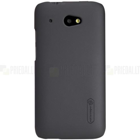 """""""Nillkin"""" Frosted Shield  HTC Desire 601 juodas dėklas"""