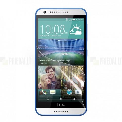HTC Desire 620 skaidri apsauginė ekrano plėvelė