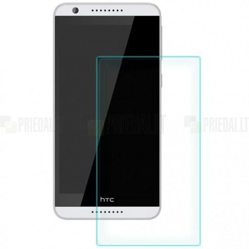 HTC Desire 820 (Desire 816) Tempered Glass sustiprintos apsaugos apsauginis ekrano stiklas 0,33 mm