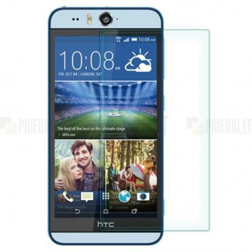 HTC Desire EYE Tempered Glass sustiprintos apsaugos apsauginis ekrano stiklas 0.33 mm