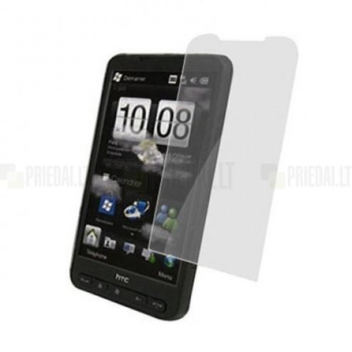 HTC HD2 apsauginė skaidri ekrano plėvelė