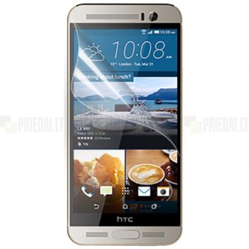 HTC One M9+ Plus apsauginė matinė ekrano plėvelė