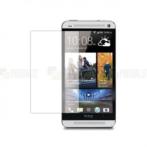 HTC One apsauginė skaidri ekrano plėvelė (HTC One M7 plėvelė)