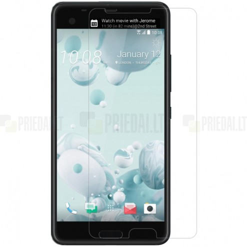 "HTC U Ultra (Ocean Note) ""Nillkin"" H Tempered Glass sustiprintos apsaugos apsauginis ekrano stiklas 0,33 mm"
