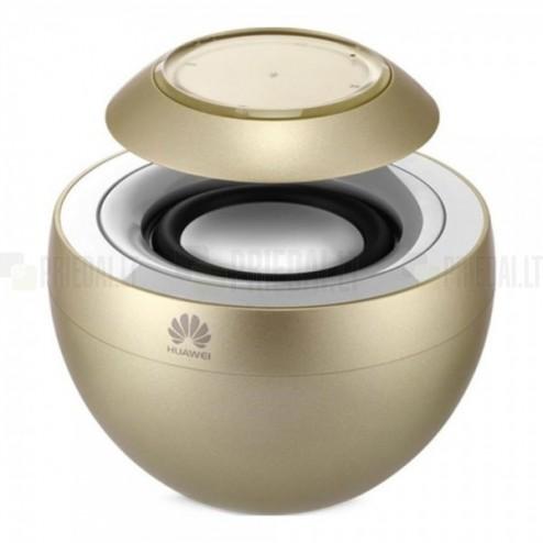 """""""Huawei"""" AM08 Little Swan Bluetooth Speaker belaidė nešiojama auksinė garso kolonėlė (garsiakalbis)"""