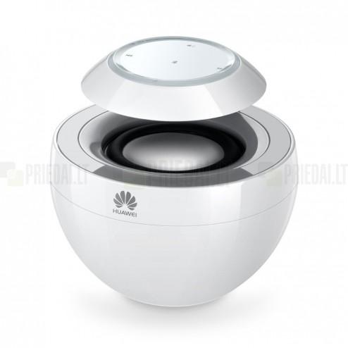 """""""Huawei"""" AM08 Little Swan Bluetooth Speaker belaidė nešiojama balta garso kolonėlė (garsiakalbis)"""
