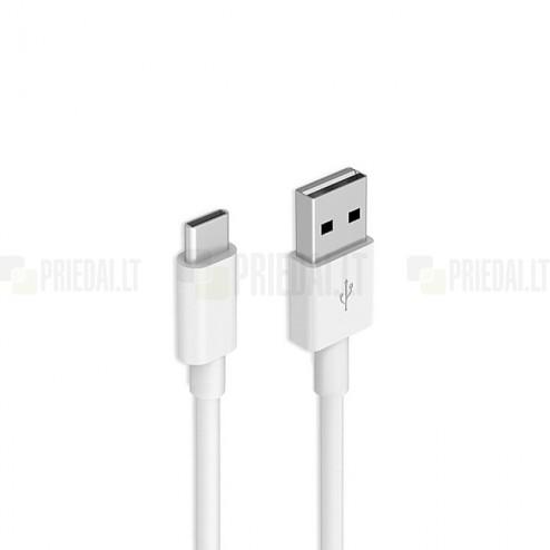 Oficialus Huawei Type-C USB baltas laidas 1 m (AP51, originalus)