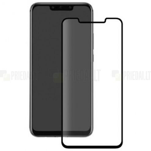 """Huawei Mate 20 Pro """"Rurihai"""" 9H Tempered Glass sustiprintos apsaugos juodas pilnai dengiantis apsauginis ekrano stiklas 0,26 mm"""