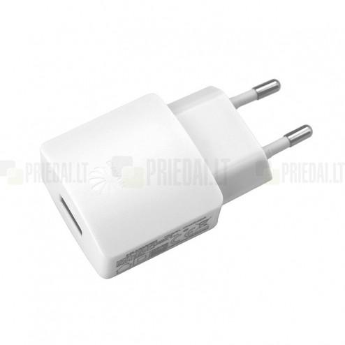 Oficialus Huawei baltas įkroviklis (HW-050100, Europa, originalus) 1 amp