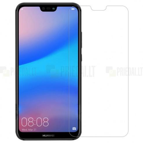 Huawei P20 Lite skaidrus apsauginis ekrano stiklas (tempered glass 0.3mm 9H)