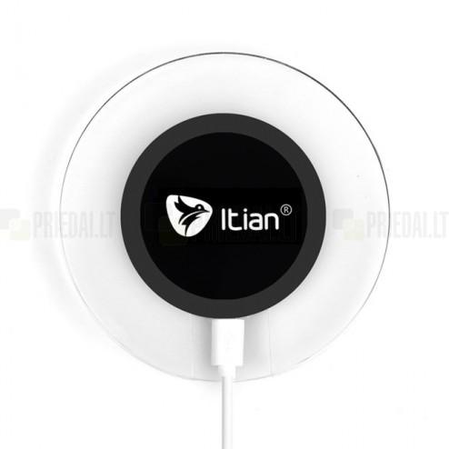 """ITian"" Magic Disk 3 juodas belaidis įkroviklis (Qi standartas)"