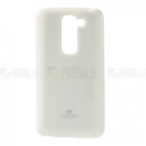 """""""Mercury"""" baltas LG G2 mini D620 dėklas (dėkliukas)"""